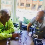 Interviewing Dick Stoll